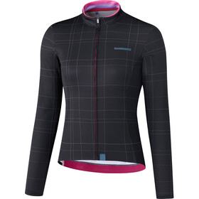 Shimano Kaede Thermal LS Jersey Women black